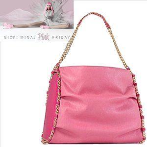 NEW w/Tag NICKI MINAJ 'Pink Friday' Tote Bag Purse